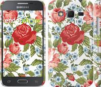"Чехол на Samsung Galaxy Core Prime G360H Цветы 20 ""2525c-76"""