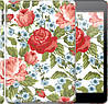 "Чехол на iPad 5 (Air) Цветы 20 ""2525c-26"""
