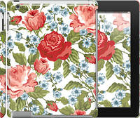 """Чехол на iPad 2/3/4 Цветы 20 """"2525c-25"""""""