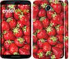 """Чехол на Motorola Nexus 6 Земляника """"2717c-67"""""""