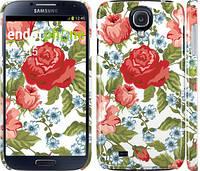 "Чехол на Samsung Galaxy S4 i9500 Цветы 20 ""2525c-13"""