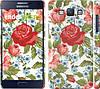 "Чехол на Samsung Galaxy A5 A500H Цветы 20 ""2525c-73"""