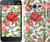 "Чехол на Samsung Galaxy Core 2 G355 Цветы 20 ""2525c-75"""
