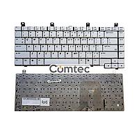 Клавиатура для ноутбука HP Pavilion (DV4000) белый, Русская