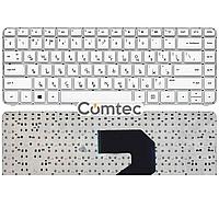 Клавиатура для ноутбука HP Pavilion (G4-2000) белый, (без фрейма), Русская