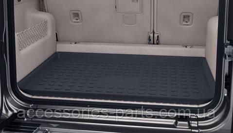 Коврик багажника резиновый Mercedes-Benz G-Class W463 2018+ Новый Оригинальный