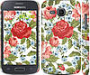 "Чехол на Samsung Galaxy Ace 3 Duos s7272 Цветы 20 ""2525c-33"""