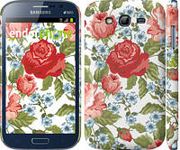 "Чехол на Samsung Galaxy Grand Duos I9082 Цветы 20 ""2525c-66"""