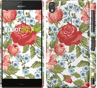 "Чехол на Sony Xperia Z3 dual D6633 Цветы 20 ""2525c-59"""