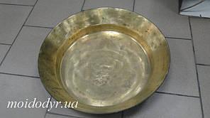 Медный таз для приготовления пищи (диаметр 52 см)