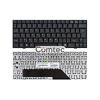 Клавиатура для ноутбука MSI Wind (U100) черный, Русская