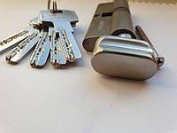 Цилиндр дверной Imperial 45/45 с ключ/барашек