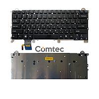 Клавиатура для ноутбука Sony Vaio (VPCZ, VPC-Z1) с подсветкой, черный, (без фрейма), Русская