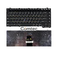 Клавиатура для ноутбука Toshiba Satellite (6000, 6100, M20) Tecra (S1) с указателем (Point Stick), черный RU