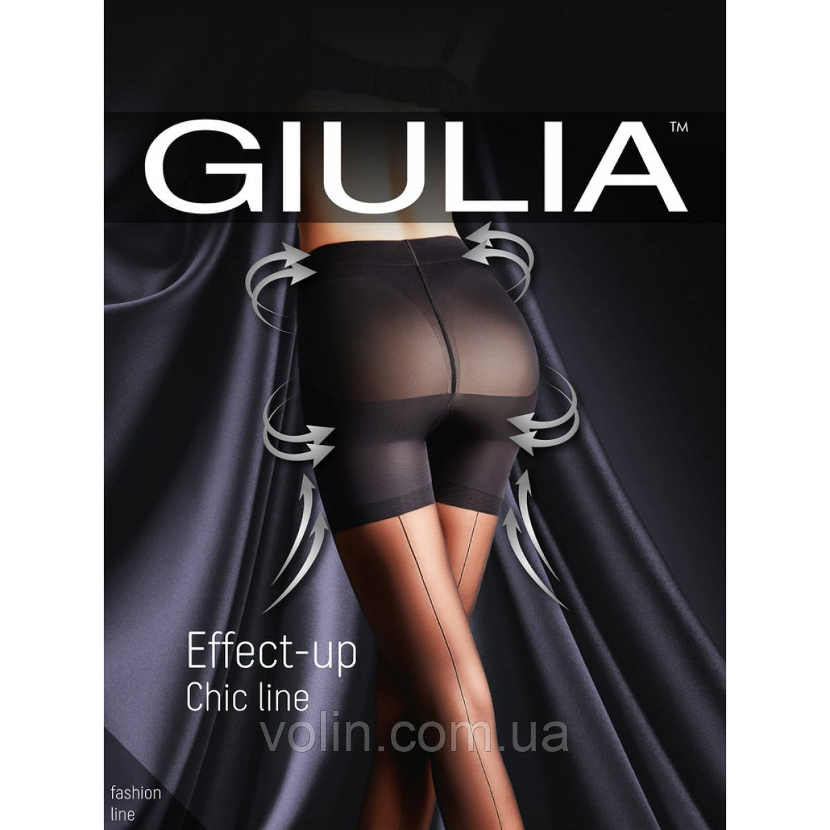 Колготки Giulia Effect-Up Chic Line 20.