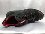 Стильные зимние нубуковые ботинки под кеды Madoks, фото 8