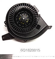 Мотор печки Skoda Praktik AC+, фото 1