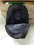 Спортивный городской рюкзак Puma Scuderia Ferrari пума Феррари Черный Vsem, фото 5