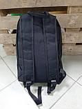 Спортивный городской рюкзак Puma Scuderia Ferrari пума Феррари Черный Vsem, фото 8