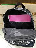 Классный рюкзак с принтом Nike Для путешествий тренировок учебы PN1016 Vsem, фото 5