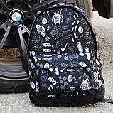 Классный рюкзак с принтом Nike Для путешествий тренировок учебы PN1016 Vsem, фото 9