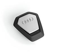 Оригинальный освежитель Audi SingleFrame Black (80A087009)