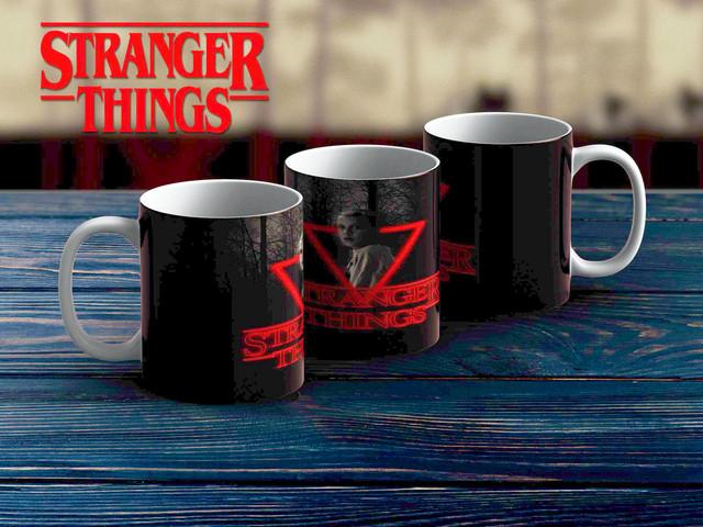 Чашка Очень странные дела / Stranger Things