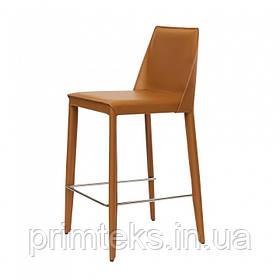 Полубарный стул Marco( Марко) светло-коричневый