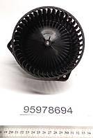 Мотор печки Chevrolet Aveo T255 2008- AC-