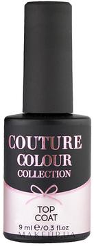 Закрепитель гель-лака с липким слоем Couture Colour Top Coat 9мл