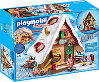Playmobil 9493 Christmas Bakery Плеймобил Рождественская пекарня Санты
