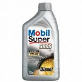 Масла Mobil Super 3000 5w-40 4л (SN) (CF) (A3/B4) (502.00/505.00) (229.3) (RN 0700/RN 0710)