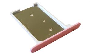 Держатель Sim-карты (holder) Xiaomi Mi3 Pink