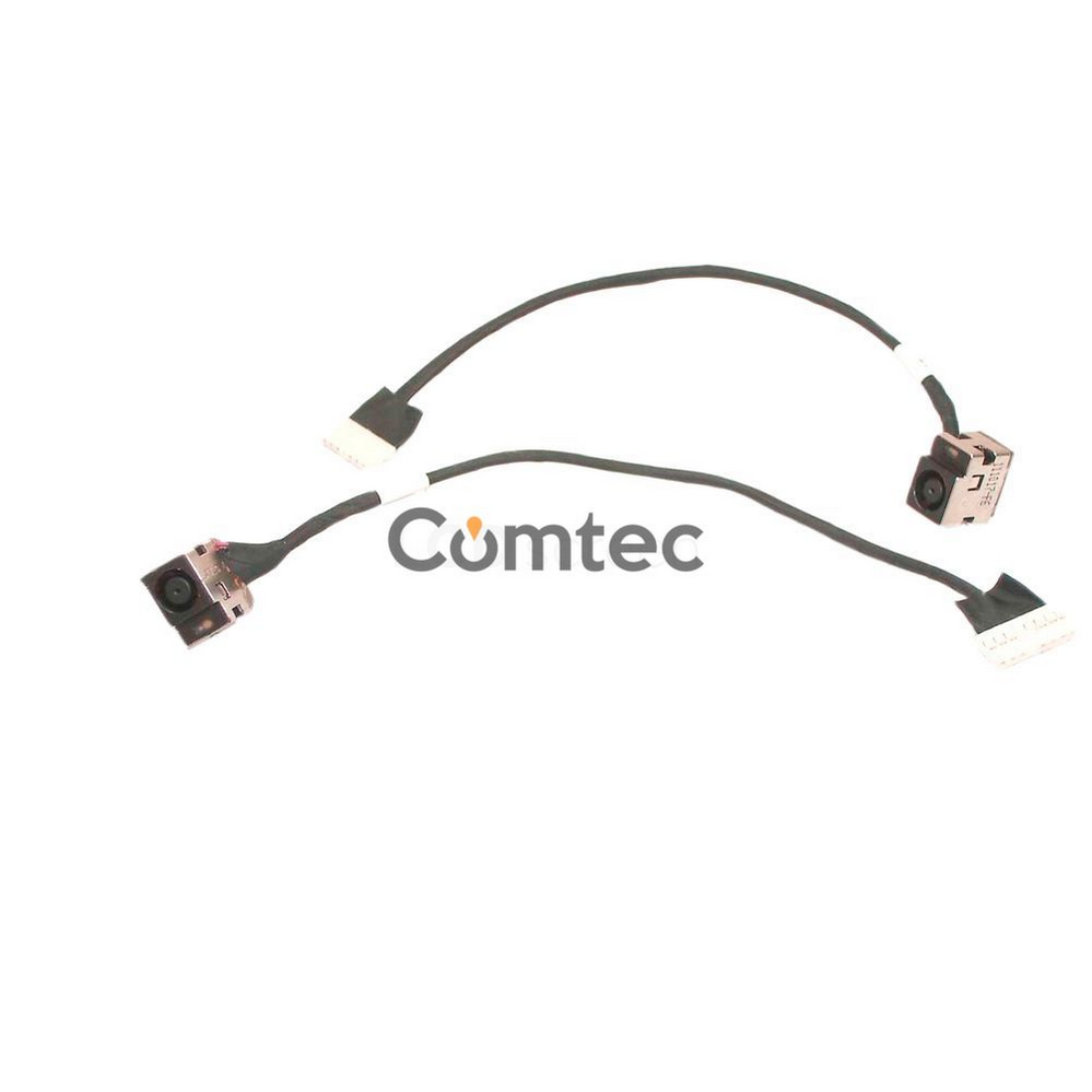 Разъем питания для ноутбука HP Compaq CQ62 с кабелем