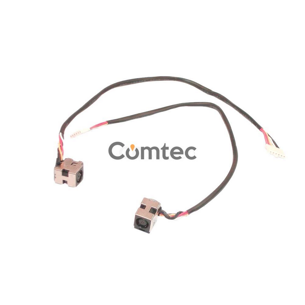 Разъем питания для ноутбука HP Compaq CQ71 с кабелем