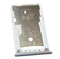 Держатель Sim-карты (holder) Xiaomi Redmi 4 Grey