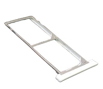 Держатель Sim-карты (holder) Meizu M1 Note (M463) White