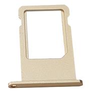 Утримувач SIM-картки (Nano sim tray) iPhone 6S Plus Gold