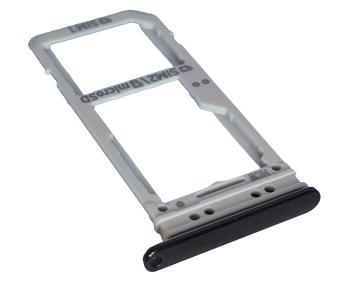 Держатель Sim-карты (holder) Samsung G950 Galaxy S8 Black
