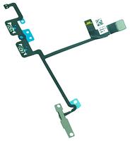 Шлейф с кнопками регулировки громкости для Apple iPhone X, iPhone 10