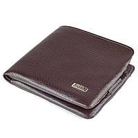 Мужской кошелек BUTUN 236-004-004 кожаный коричневый, фото 1