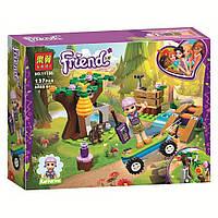 "Конструктор Bela (Lari) 11196 ""Приключения Мии в лесу"" (аналог Lego Friends 41363), 137 дет, фото 1"