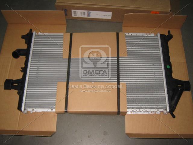 Радіатор охолодження OPEL ASTRA G (98-) 1.7 TD (пр-во Nissens). 63021A