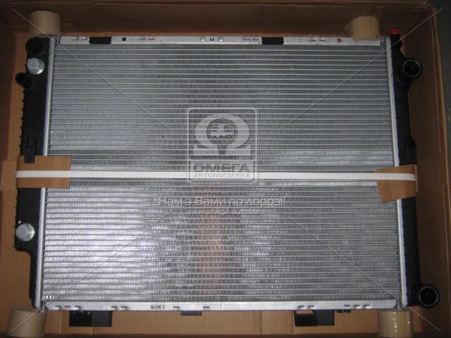 Радіатор охолодження W210 E-CL 28/32 AT 95-97(пр-во Van Wezel). 30002190
