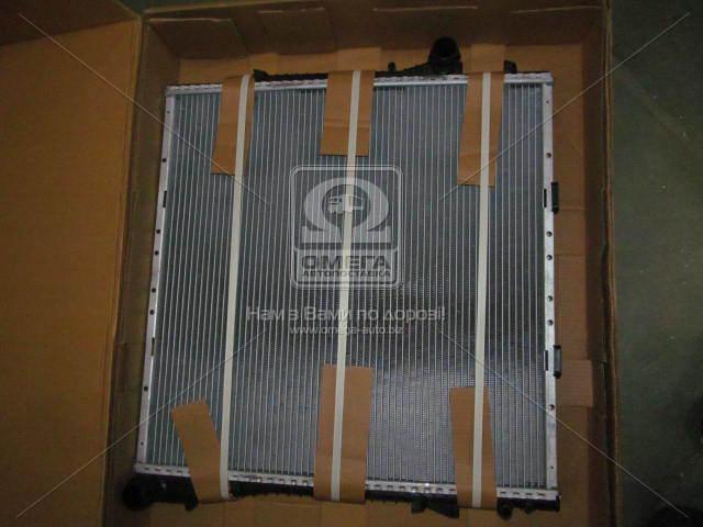 Радиатор охлаждения двигателя BMW X5 E53 00- (пр-во NRF). 55329