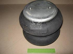 Пневморессора, бублик двойной в сборе (пр-во Connect). D22008