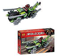 Конструктор для мальчика Скоростной байк Jemlou Ninja Legend 20040