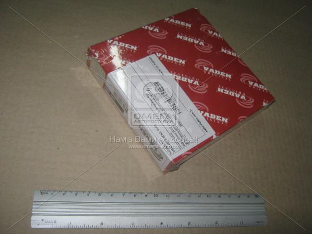 Кольца поршневые 10mm (STD) 2,50x2,50x4,00 MB Actros OM501/502, Setra, Evobus (пр-во VADEN). 101200