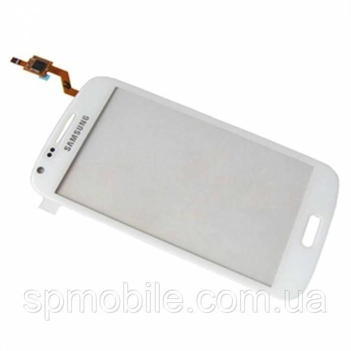 Touch screen Samsung I8260 білий