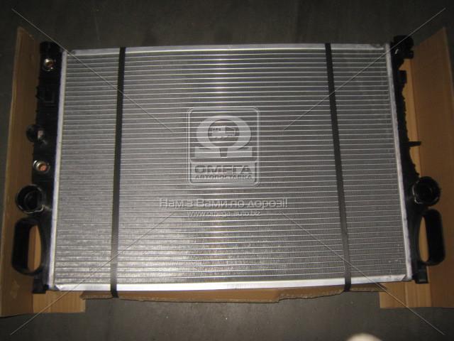 Радіатор охолодження двигуна MB W211 22CDi MT/AT 02- (Van Wezel). 30002342